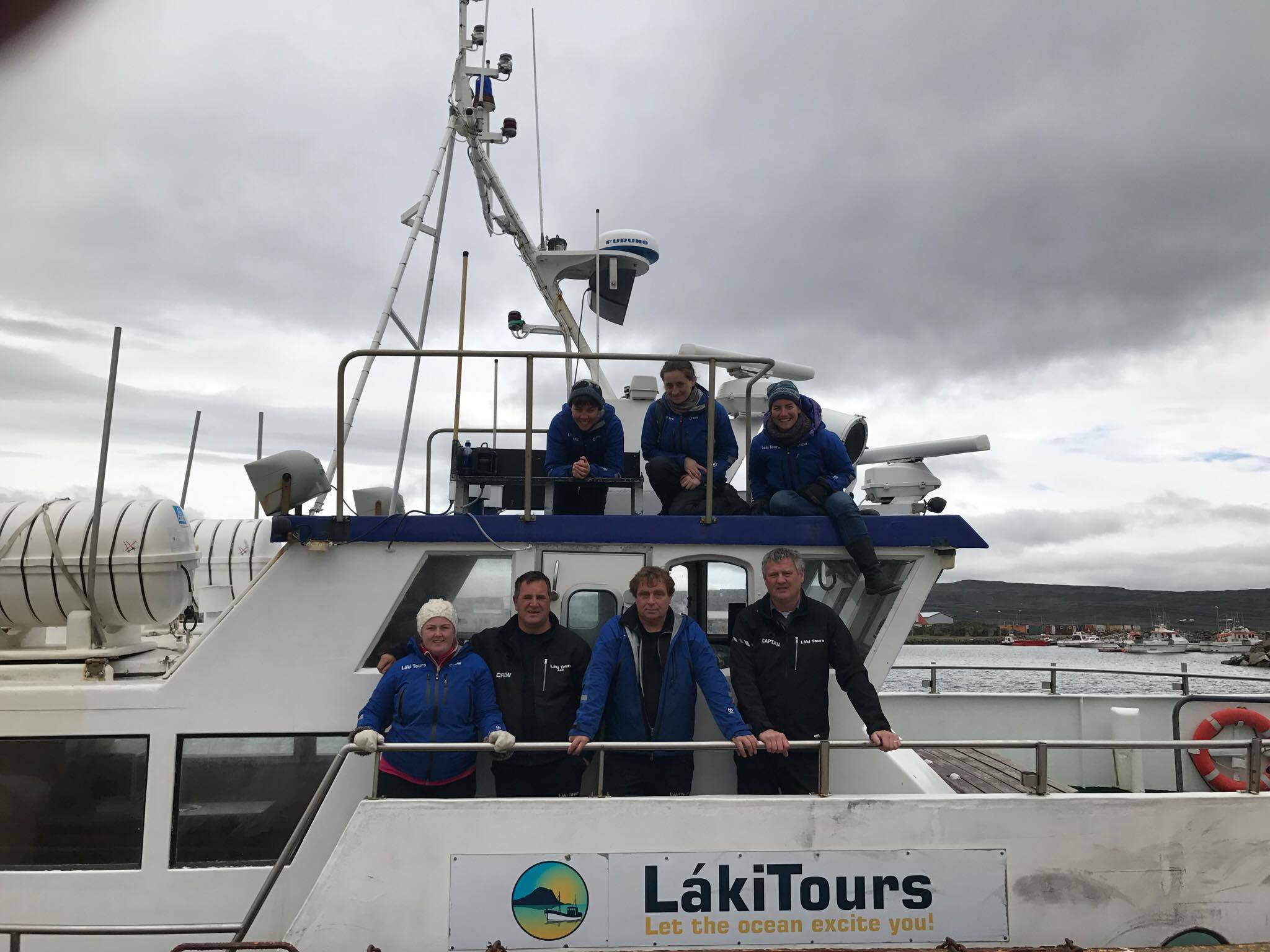 Our First Tour in Hólmavik on Westfjords!