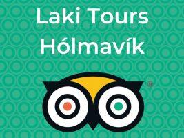 Laki Tours Tripadvisor reviews Holmavik