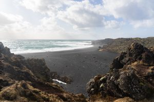 Snaefellsnes Peninsula Iceland Djúpalónsandur