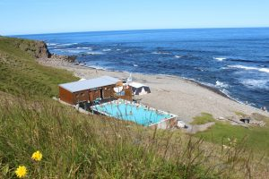 Things to do in Westfjords Iceland - Krossneslaug Pool