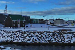 Pakkhus Olafsvik Iceland