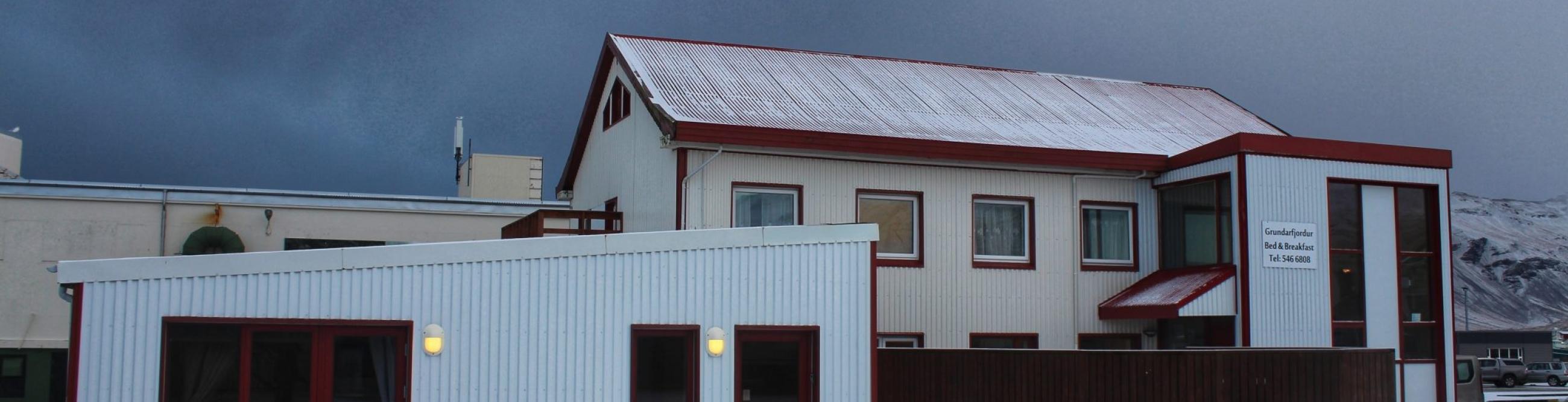 Grundarfjordur Bed & Breakfast - Gemütliche Unterkunft in Snaefellsnes
