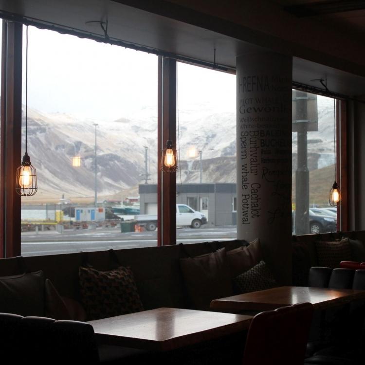 Láki Hafnarkaffi - Láki Cafe Grundarfjördur