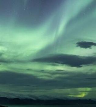 Northern Lights in Snaefellsnes – Aurora over Kirkjufell – September 27, 2019