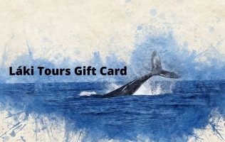 Láki Tours Iceland Gift Card – Icelandic Gift Online – Gift for Iceland Lovers